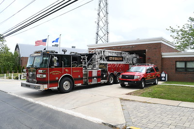 Middletown, CT Battalion Chief and Truck Co. No.
