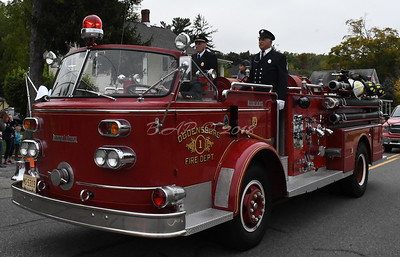 Fires, Drills, Wetdowns, Parades and More from 2018