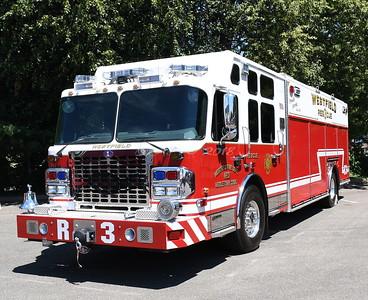 Westfield, CT Rescue 3