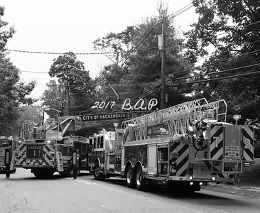 August 2, 2017 Teaneck House Fire