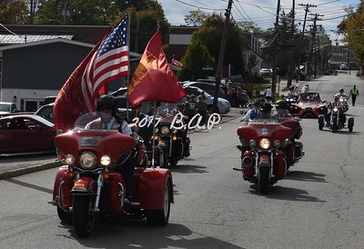 October 7, 2017 - Sussex Fire Chief's Parade