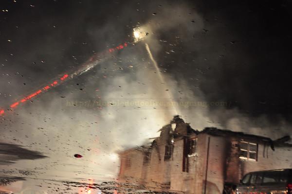 Oak Park -3rd Alarm Fire -24201 Coolidge