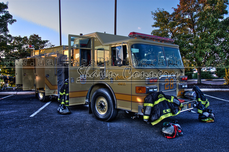 2009.10.01 Fire Prevention Glassboro NJ-14 - Pitman Station 1 Engine 2811