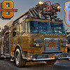2009.10.01 Fire Prevention Glassboro NJ-25 Pitman Station 1 - New Pierce Ladder 2816