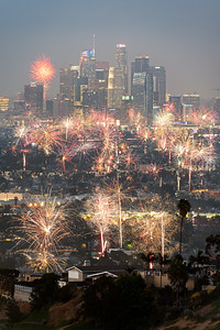 Los Angeles fireworks 4th of July 2019