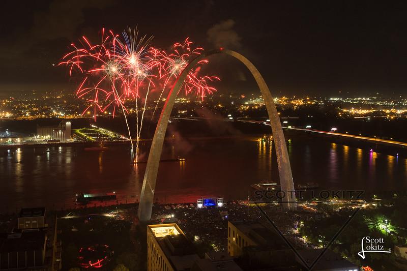 Fireworks - BC-6