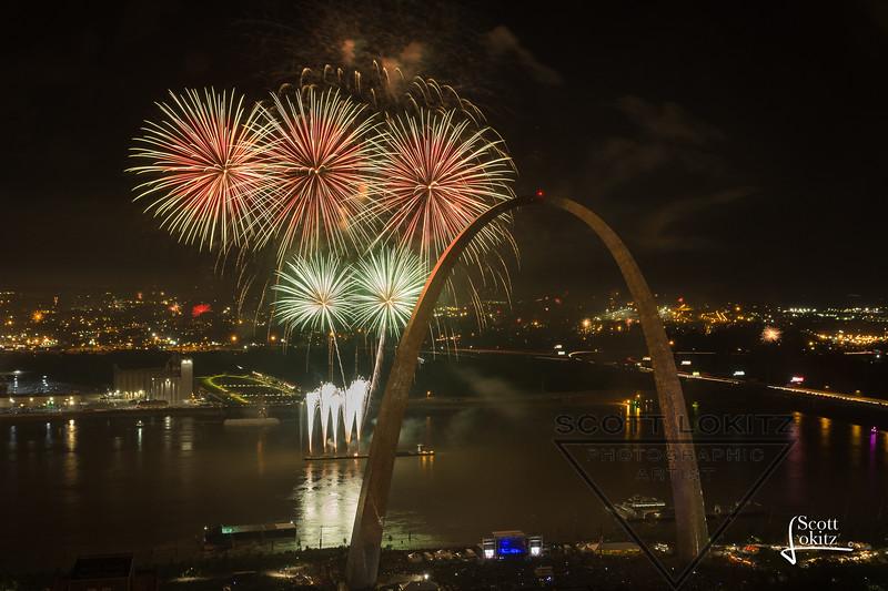 Fireworks - BC-8