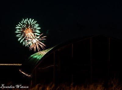 Fireworks 6.11.2016