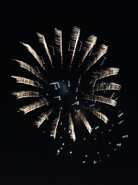 Bicentennial Fireworks 43