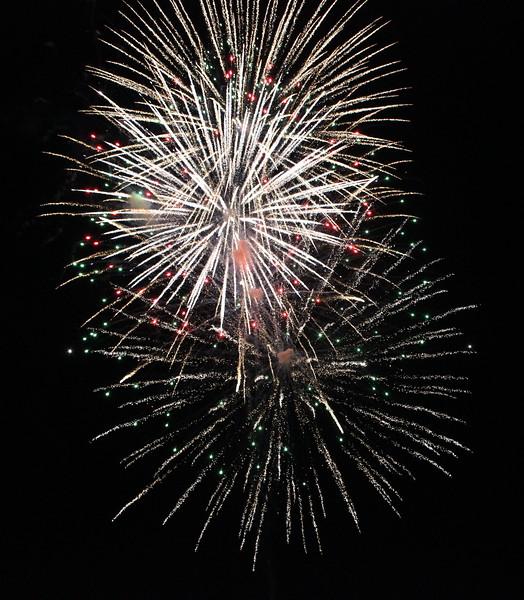 Bicentennial Fireworks 26