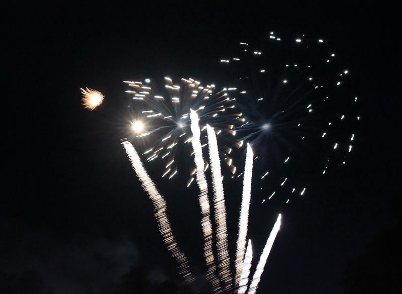 Bicentennial Fireworks 5