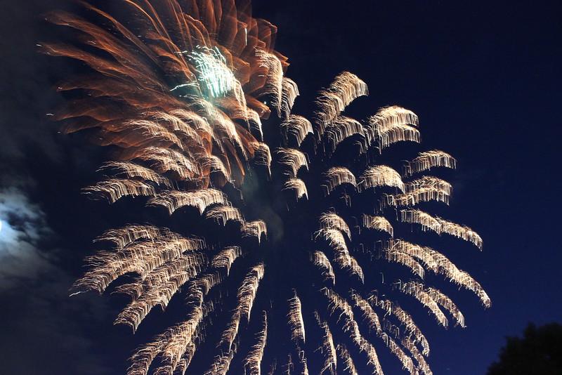 Bicentennial Fireworks 15