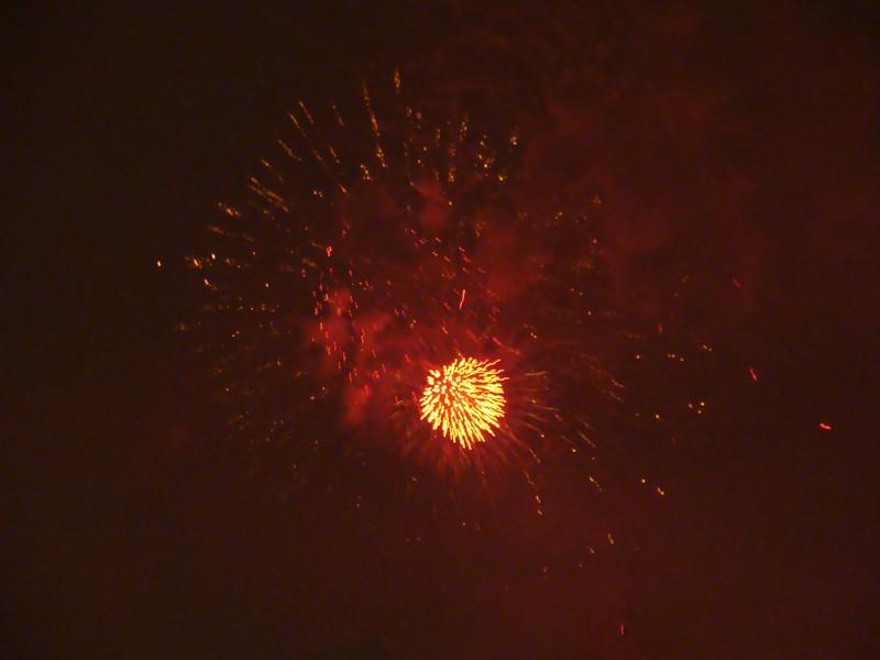 Quebec City Fireworks Festival