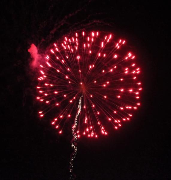 Bicentennial Fireworks 11