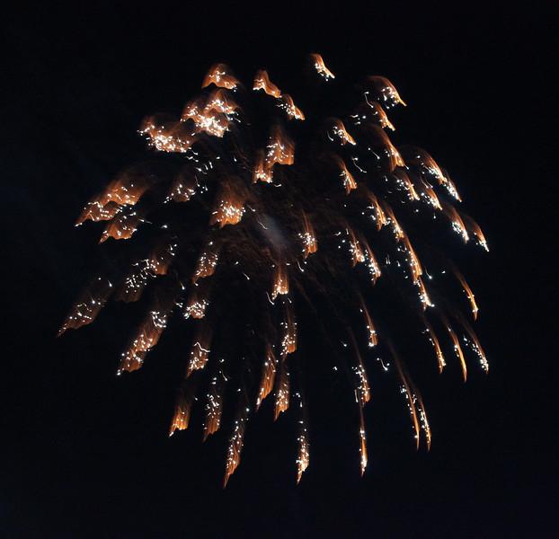 Bicentennial Fireworks 35