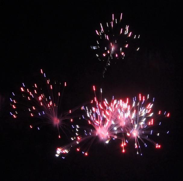 Bicentennial Fireworks 1
