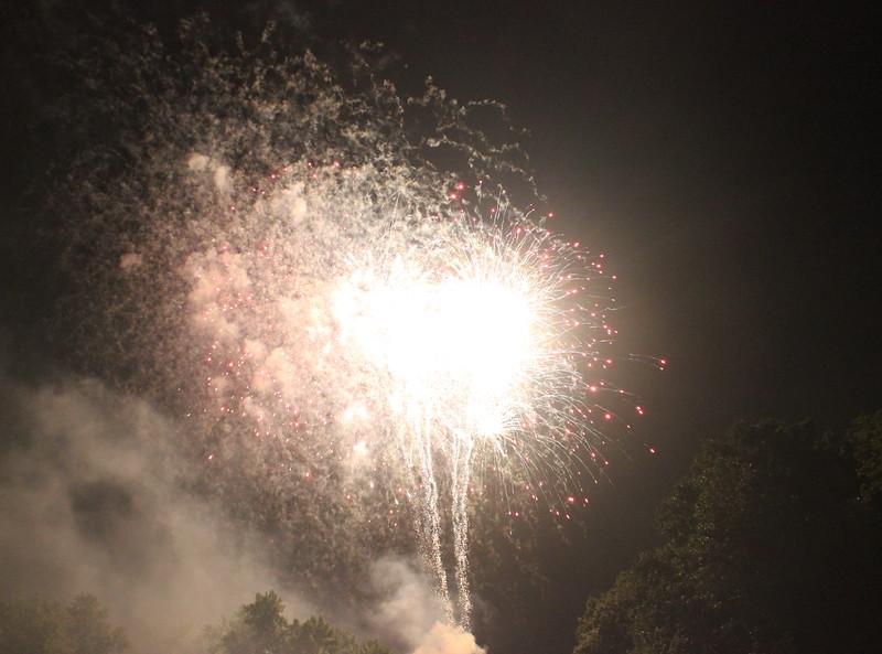 Bicentennial Fireworks 56