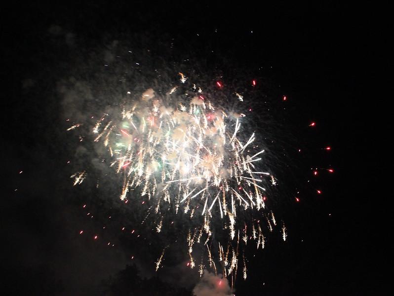 Bicentennial Fireworks 58