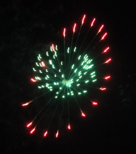 Bicentennial Fireworks 22