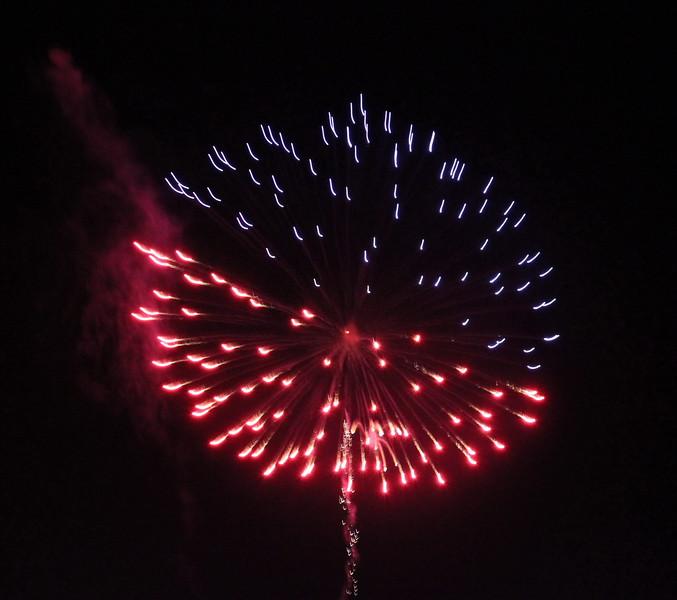 Bicentennial Fireworks 40