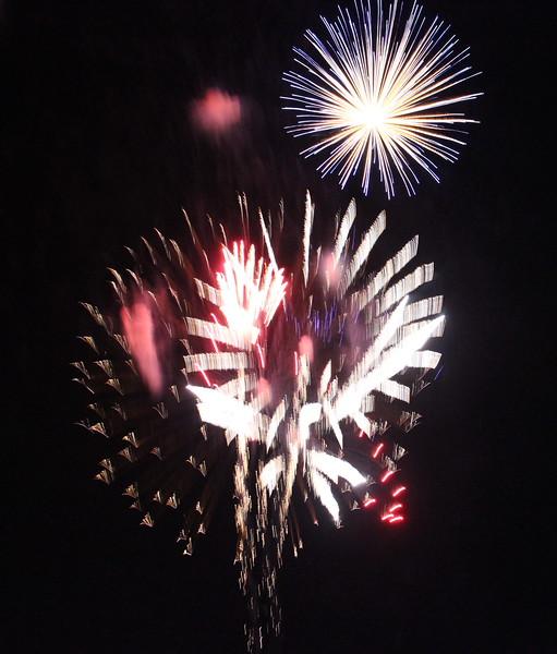 Bicentennial Fireworks 37