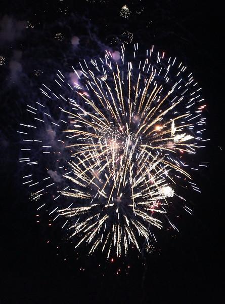 Bicentennial Fireworks 48