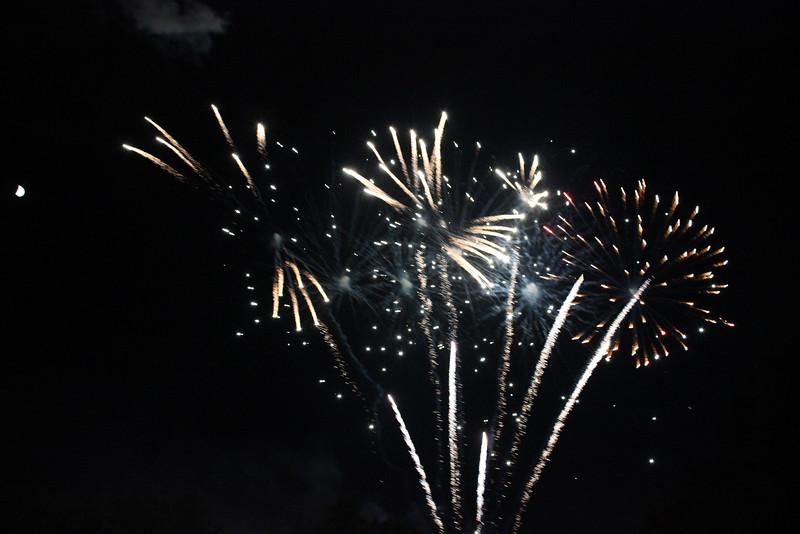 Bicentennial Fireworks 6