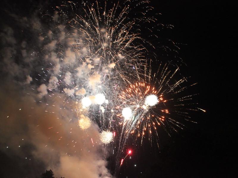 Bicentennial Fireworks 20