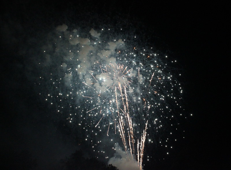 Bicentennial Fireworks 55