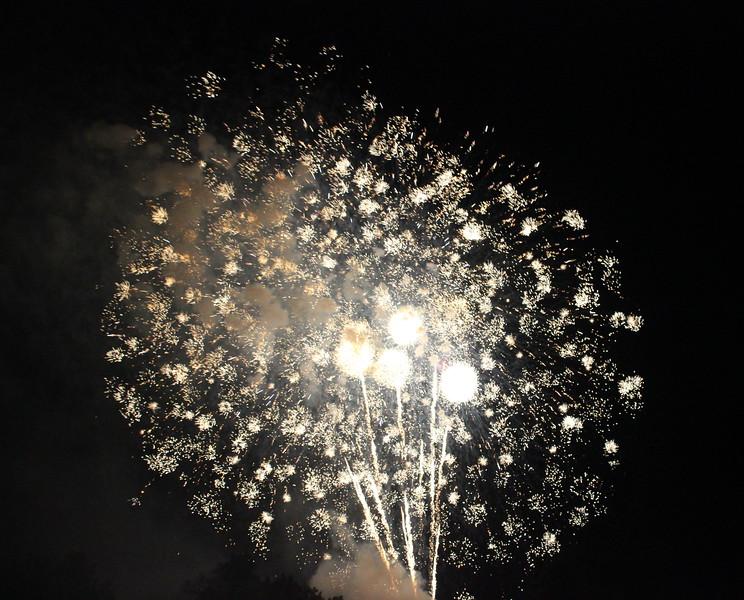 Bicentennial Fireworks 60