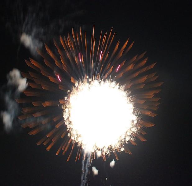 Bicentennial Fireworks 28