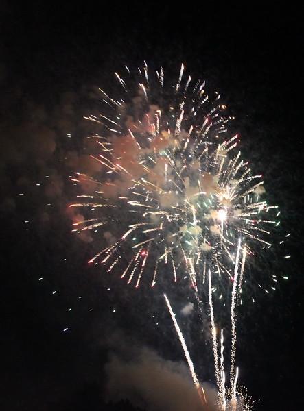 Bicentennial Fireworks 62