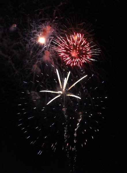 Bicentennial Fireworks 46