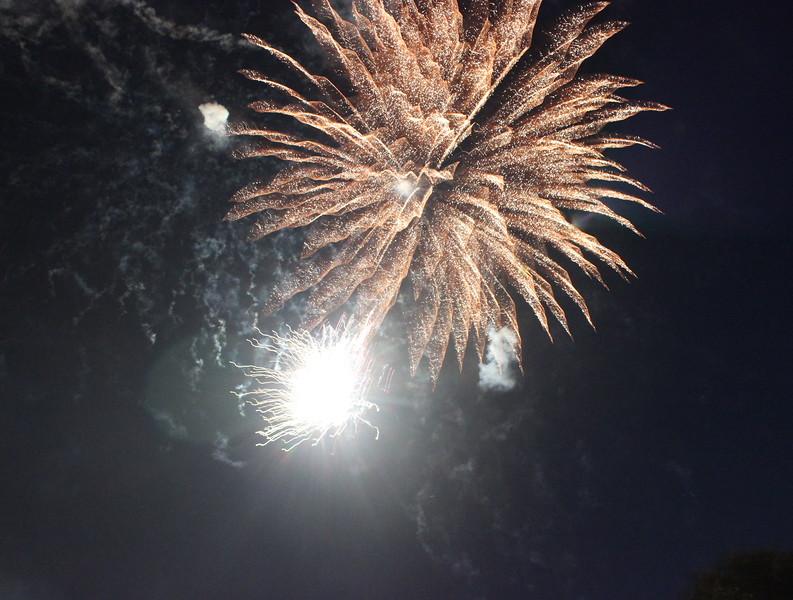 Bicentennial Fireworks 36