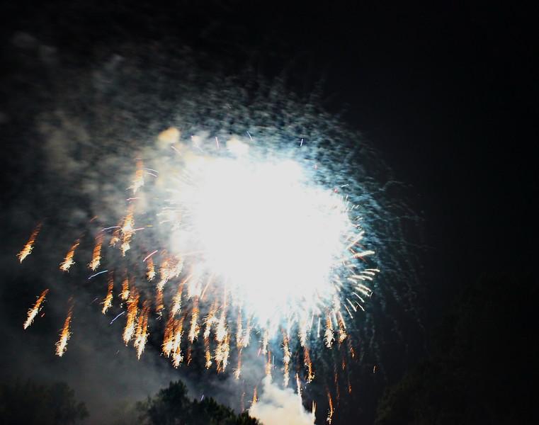 Bicentennial Fireworks 59