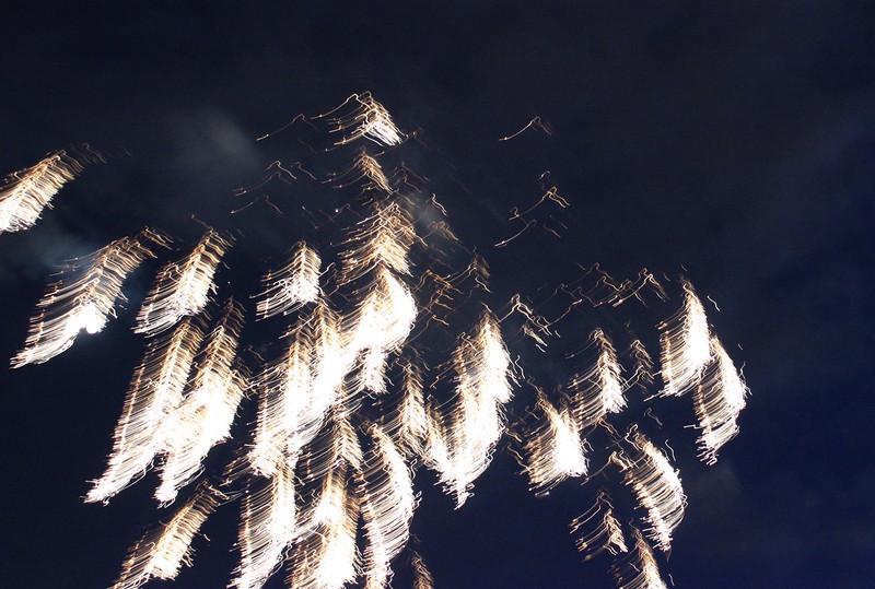 Bicentennial Fireworks 4