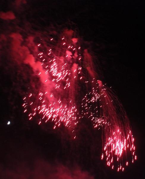 Bicentennial Fireworks 52