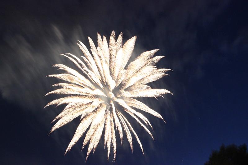 Bicentennial Fireworks 8