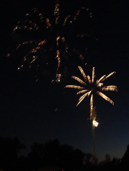1812 Overture Fireworks 1