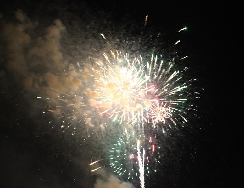 Bicentennial Fireworks 61