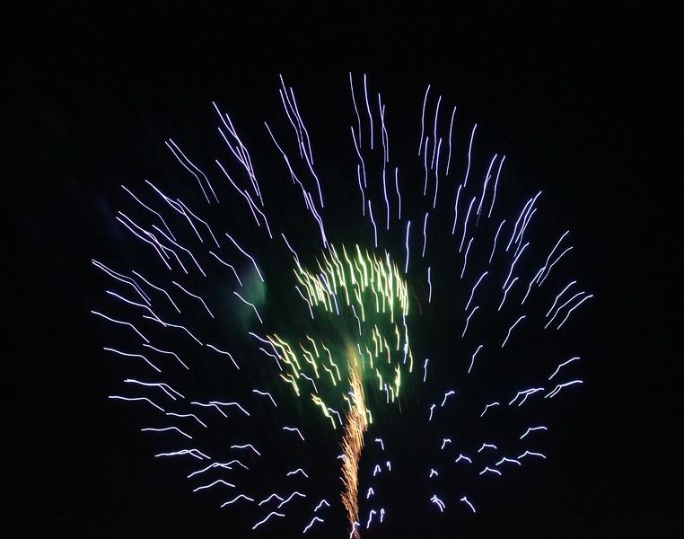 Bicentennial Fireworks 33