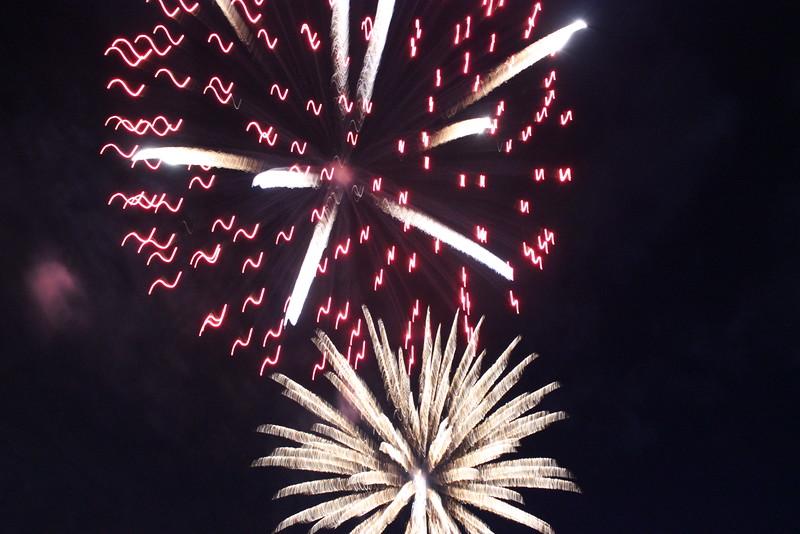 Bicentennial Fireworks 10