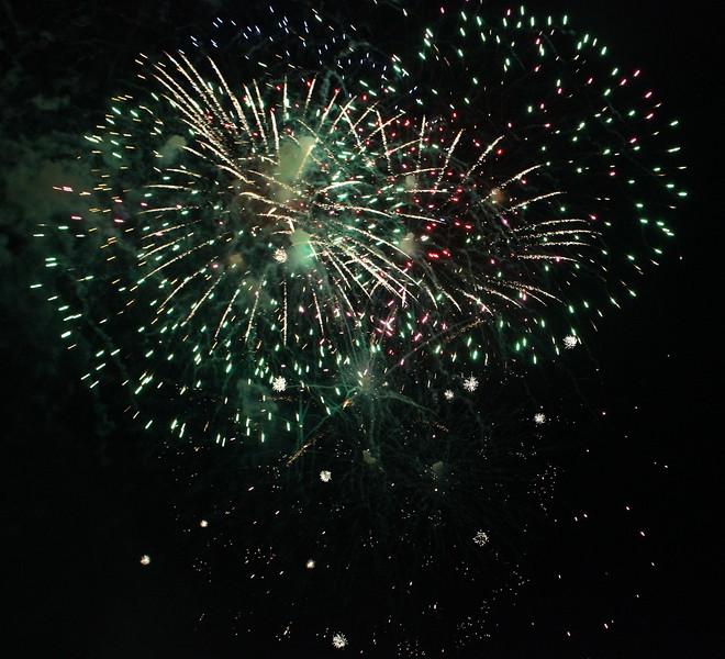 Bicentennial Fireworks 47