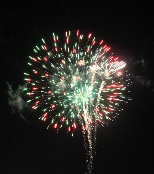 Bicentennial Fireworks 41