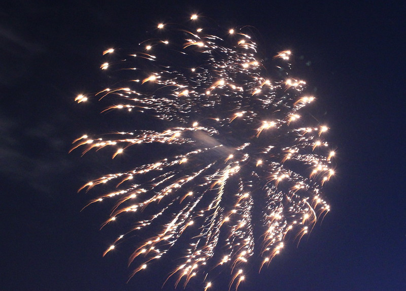 Bicentennial Fireworks 18