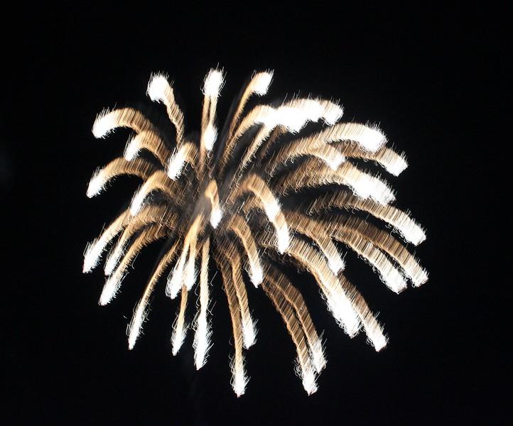 Bicentennial Fireworks 39