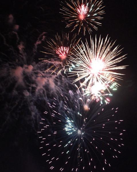 Bicentennial Fireworks 44