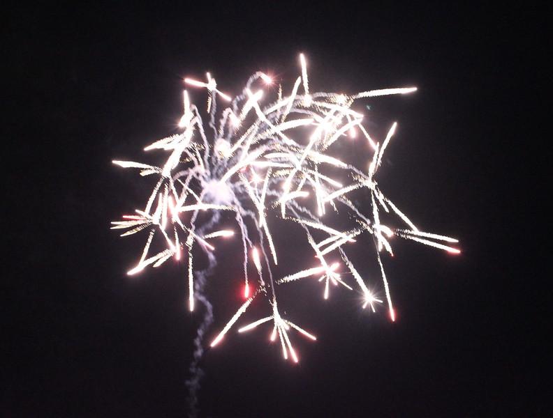 Bicentennial Fireworks 16