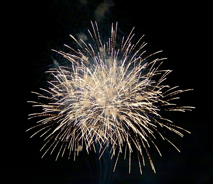 Golden Glory Fireworks