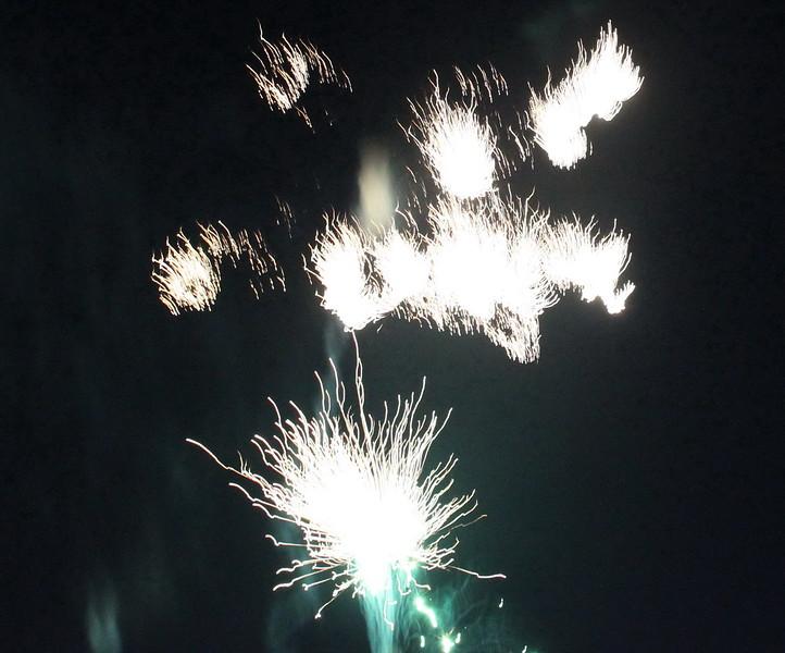 Bicentennial Fireworks 27